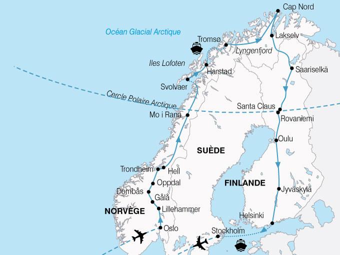 Plus Grande Ville Du Cercle Polaire Arctique
