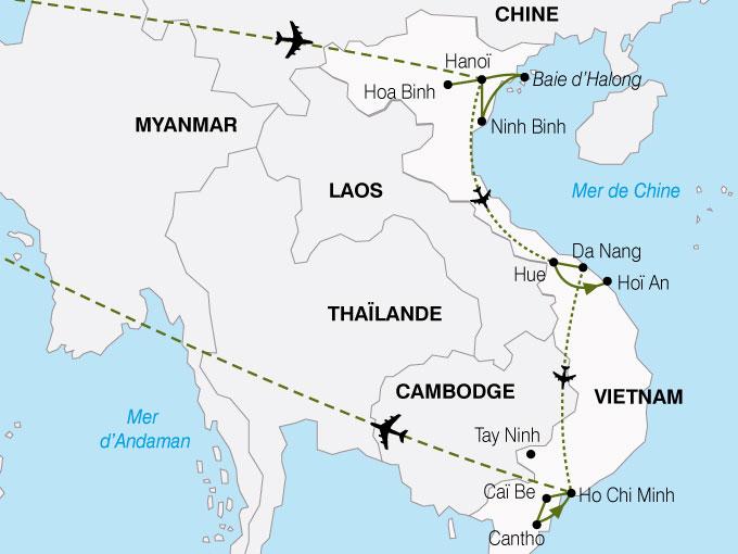 CARTE Vietnam LEssentiel  shhiver 558773