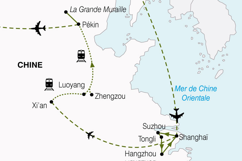 Circuit En Chine La Chine Le Celeste Empire 12 Jours Bt Tours