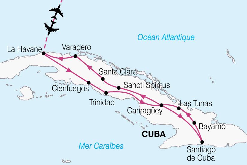 carte Cuba Air De Salsa 423963