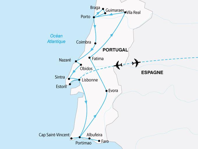 Circuit au Portugal   Le Portugal du Nord au Sud Royal Class 11 ... 845e8d0465b