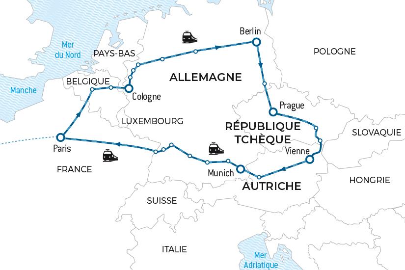 carte Voyage en train Europe Centrale Salaun bas carbone 20_338 568087