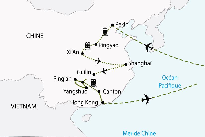 carte chine legendes chinoises sh 2018_236 175671