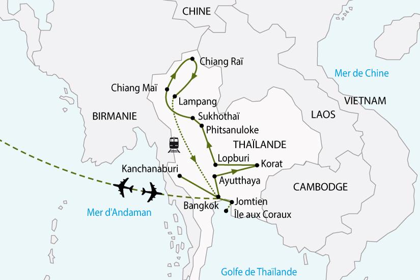 carte thailande panoramas thailandais sh 2018_236 355100