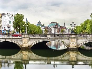 vignette Irlande dublin o connell bridge