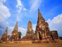thailande ayutthaya