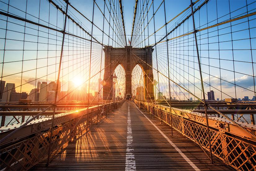 (image) image Pont de Brooklyn a New York aux Etats Unis 14 as_87335557