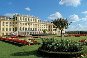 autriche vienne chateau de schonbrunn  it