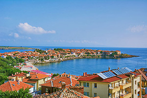 bulgarie nessebar panorama  it