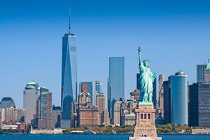 etats unis new york statue liberte  it