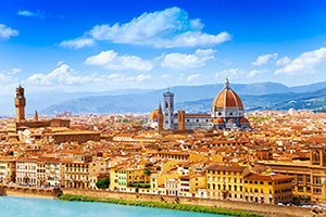 italie florence panorama  it