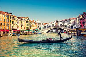 italie venise pont du rialto  it