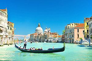 italie venise gondole  fo