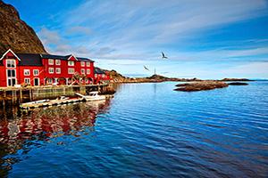 norvege lofoten paysage  it