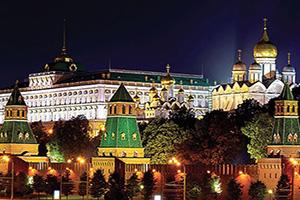 russie moscou kremlin  fo