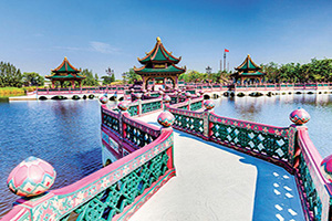 thailande bangkok palais du roi  it