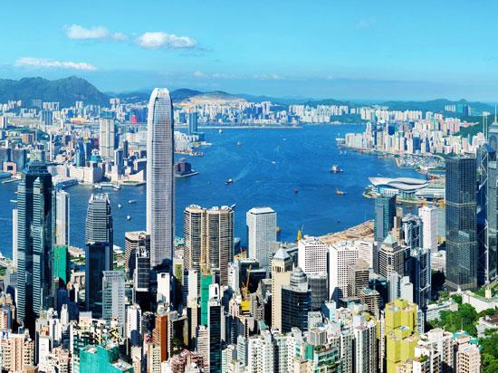 chine hong kong  istock