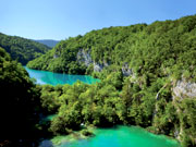 mini croatie plitvice parc national  istock