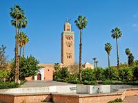 mini maroc marrakech koutoubia istock
