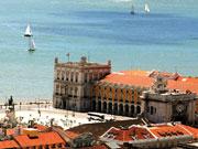 portugal lisbonne estuaire  fotolia