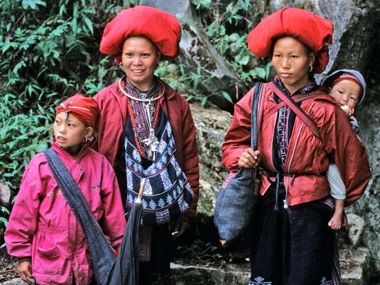 vietnam 2012 minorites